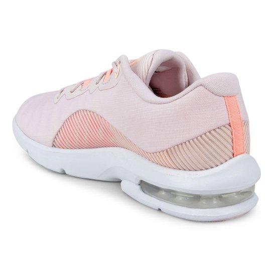 Tênis Nike Air Max Advantage 2 Feminino Rosa E Vermelho