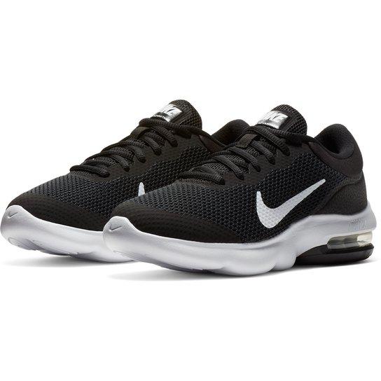 Tênis Nike Air Max Advantage Feminino Preto E Branco