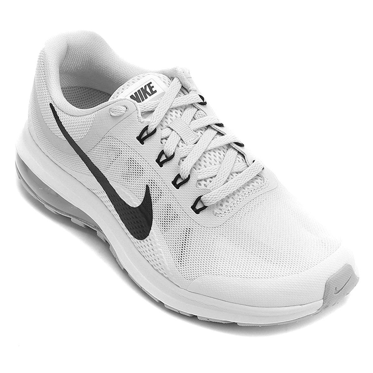 9aa347f3369 Tênis Nike Air Max Dynasty 2 Feminino - Branco e Preto - Compre Agora