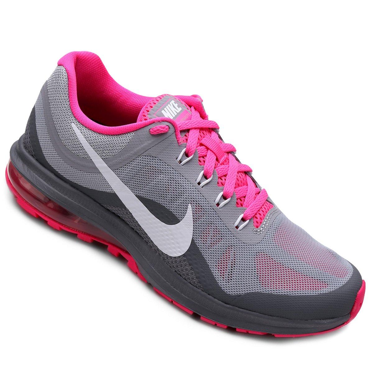 d59b7d6dc01 Tênis Nike Air Max Dynasty 2 Feminino - Grafite e Pink - Compre Agora