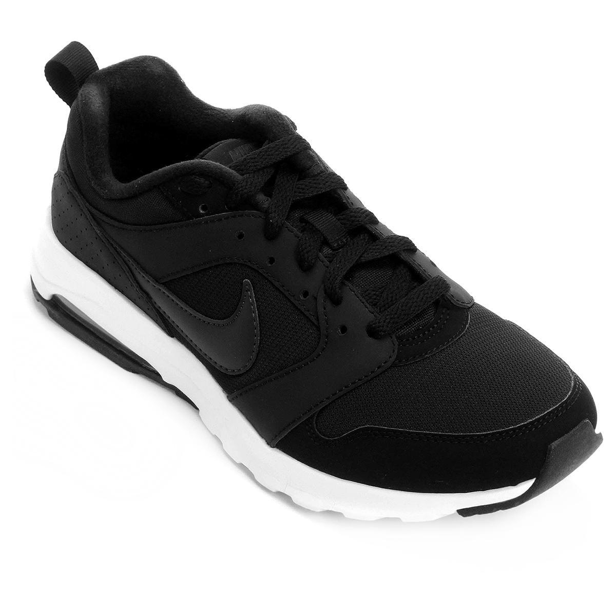 f117d7c1eb Tênis Nike Air Max Motion Masculino - Preto e Branco - Compre Agora ...