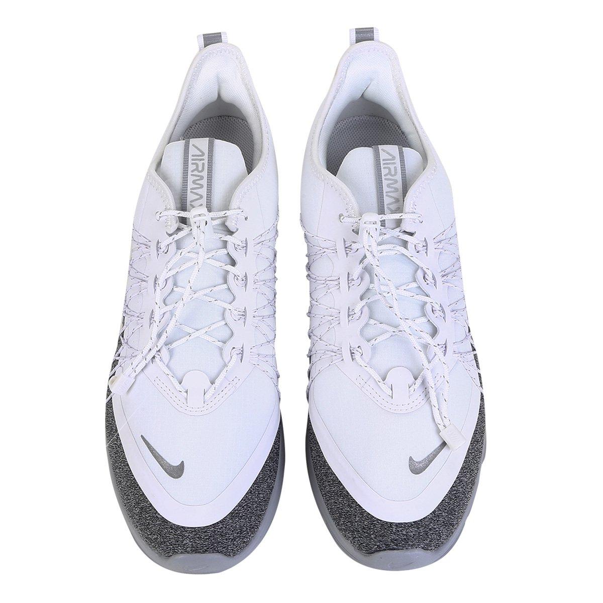 Tênis Nike Air Max Sequent 4 Utility Feminino Branco E Cinza
