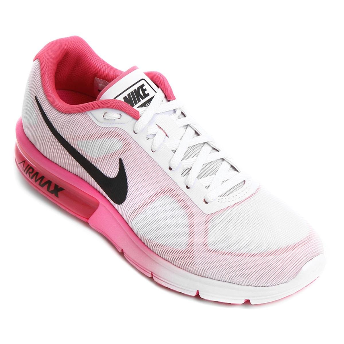 f85c64e48 Tênis Nike Air Max Sequent Feminino | Loja do Inter