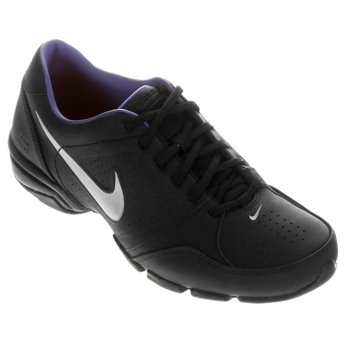 25a9bc44442 Tênis Nike Air Toukol 3 Masculino - Preto e Lilás - Compre Agora ...