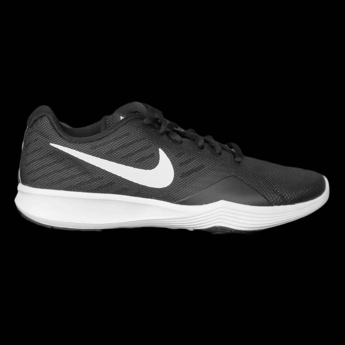 Tênis Nike City Trainer Feminino - Preto e Branco - Compre Agora ... b122f5dae8553