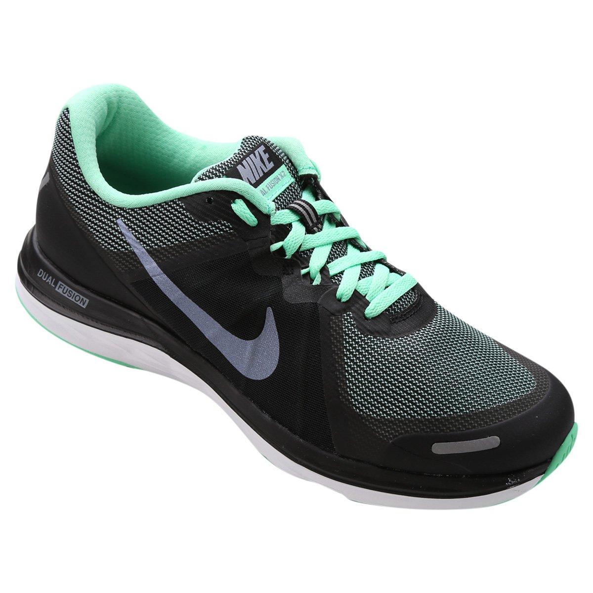 Tênis Nike Dual Fusion X 2 Feminino - Compre Agora  7a2b6b3d518