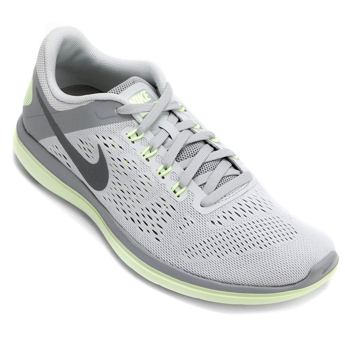 Tênis Nike Flex 2016 RN Feminino - Compre Agora  a3a23784b4eb5