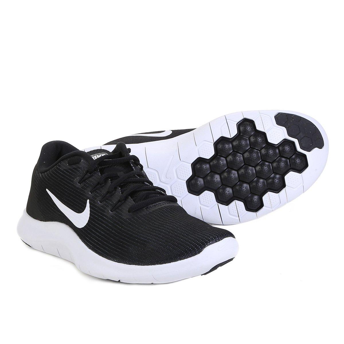 d5088cf3e50 Tênis Nike Flex 2018 Rn Masculino - Preto e Chumbo - Compre Agora ...