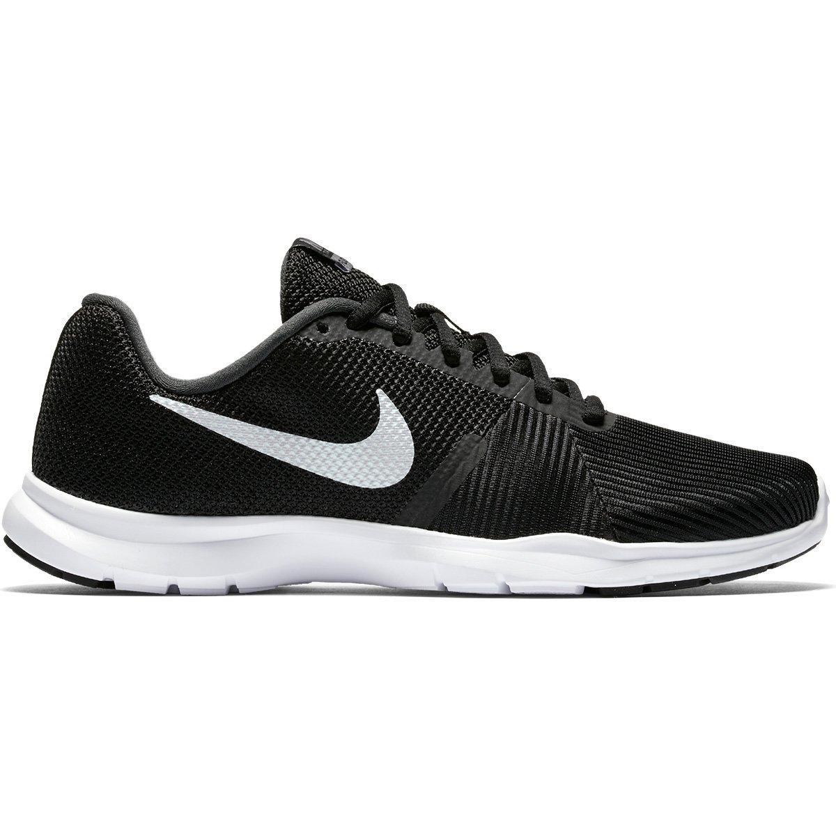 Tênis Nike Flex Bijoux Feminino - Preto e Branco - Compre Agora ... 83f9ab9bbfc38