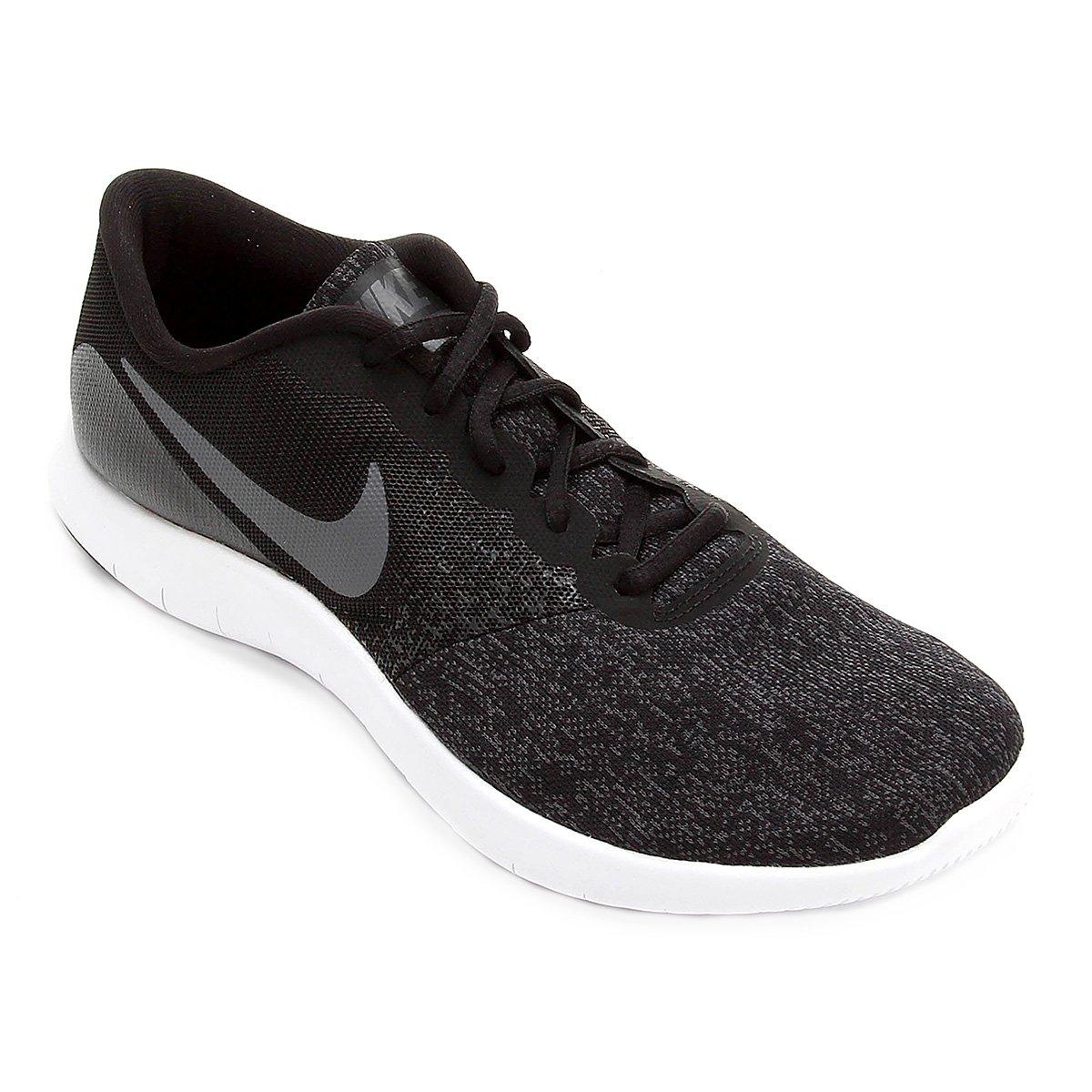 5a61dc383 Tênis Nike Flex Contact Masculino - Preto e Cinza | Loja do Inter