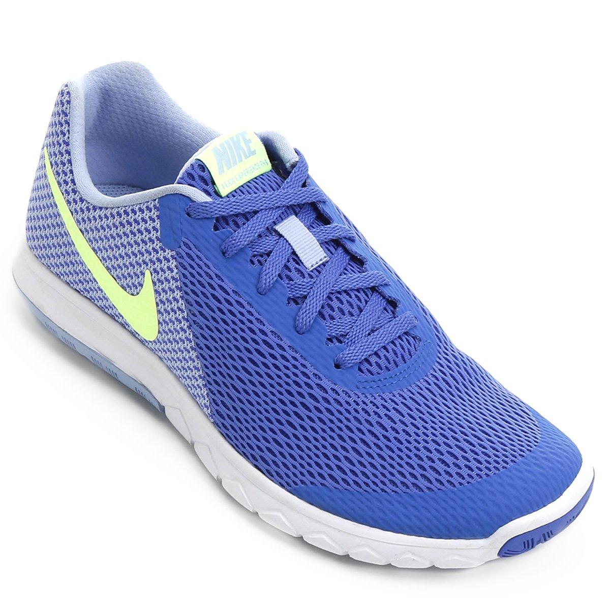 Tênis Nike Flex Experience Rn 6 Feminino - Azul - Compre Agora ... 296c6f43a8c78