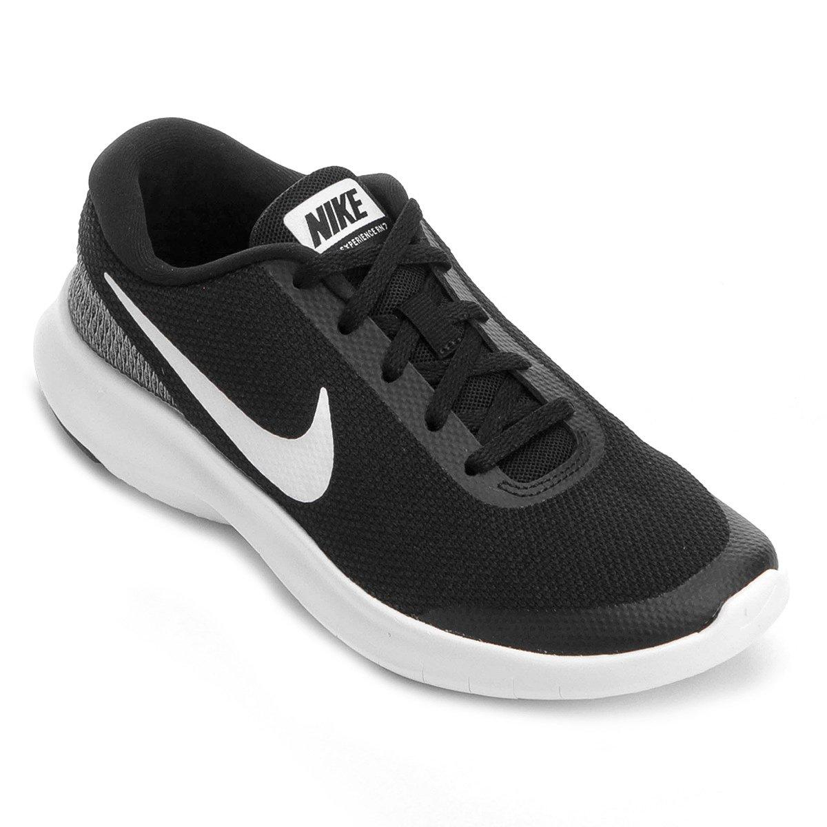 30102649d70 Tênis Nike Flex Experience RN 7 Feminino - Preto e Branco - Compre Agora