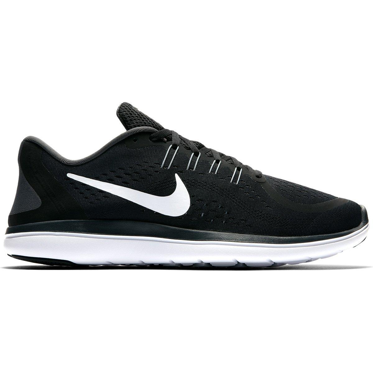 88bf40db76f Tênis Nike Flex Run Masculino - Preto e Branco - Compre Agora