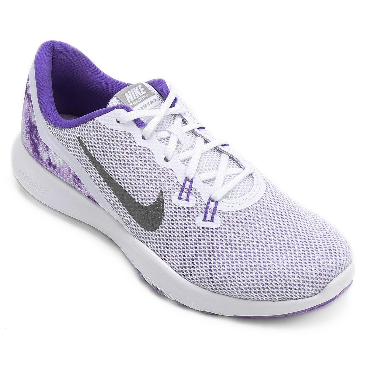 Tênis Nike Flex TR 7 Feminino - Compre Agora  fc5c53d60070f