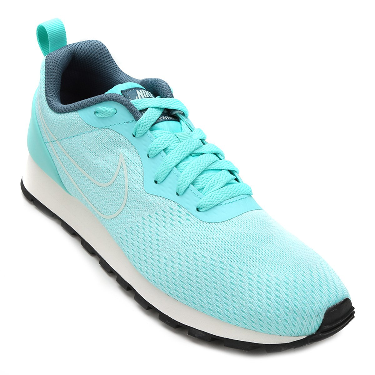 e1b491c282a92 Tênis Nike Md Runner 2 Eng Mesh Feminino - Verde água - Compre Agora ...