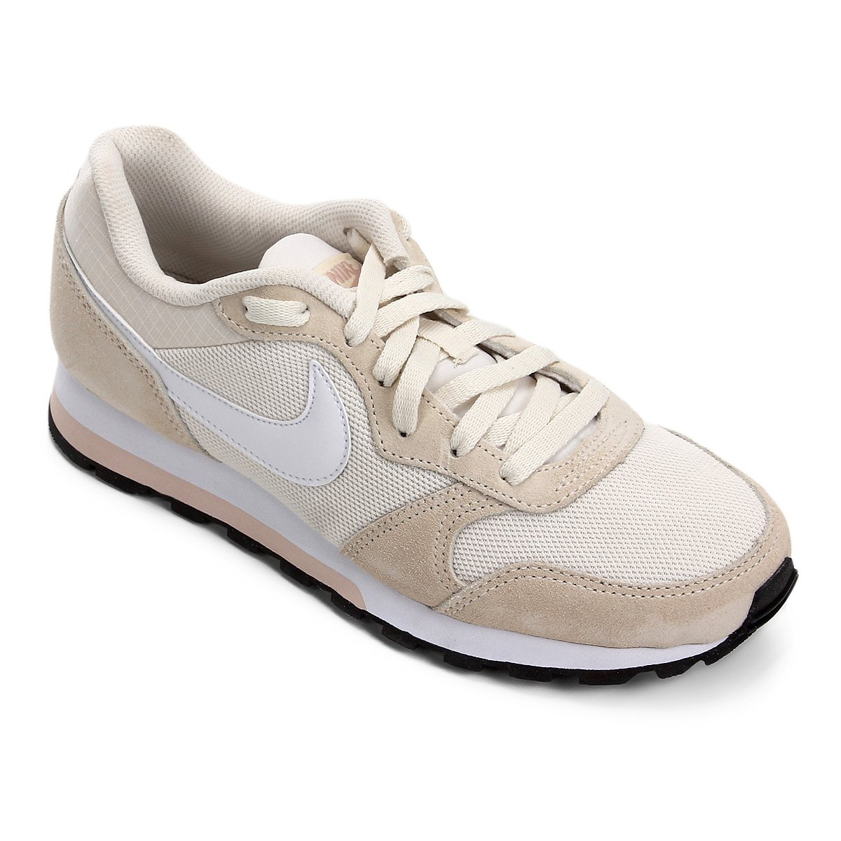 Tênis Nike Md Runner 2 Feminino Mescla Claro