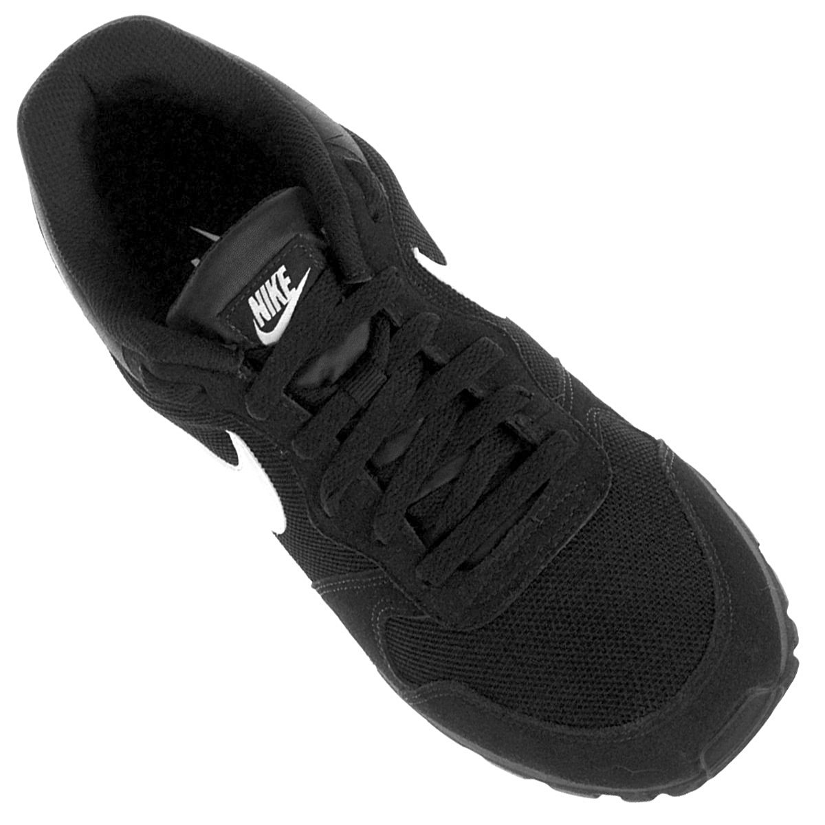 Tênis Nike Md Runner 2 Masculino - Preto e Branco - Compre Agora ... 0ff1f4ce73af9