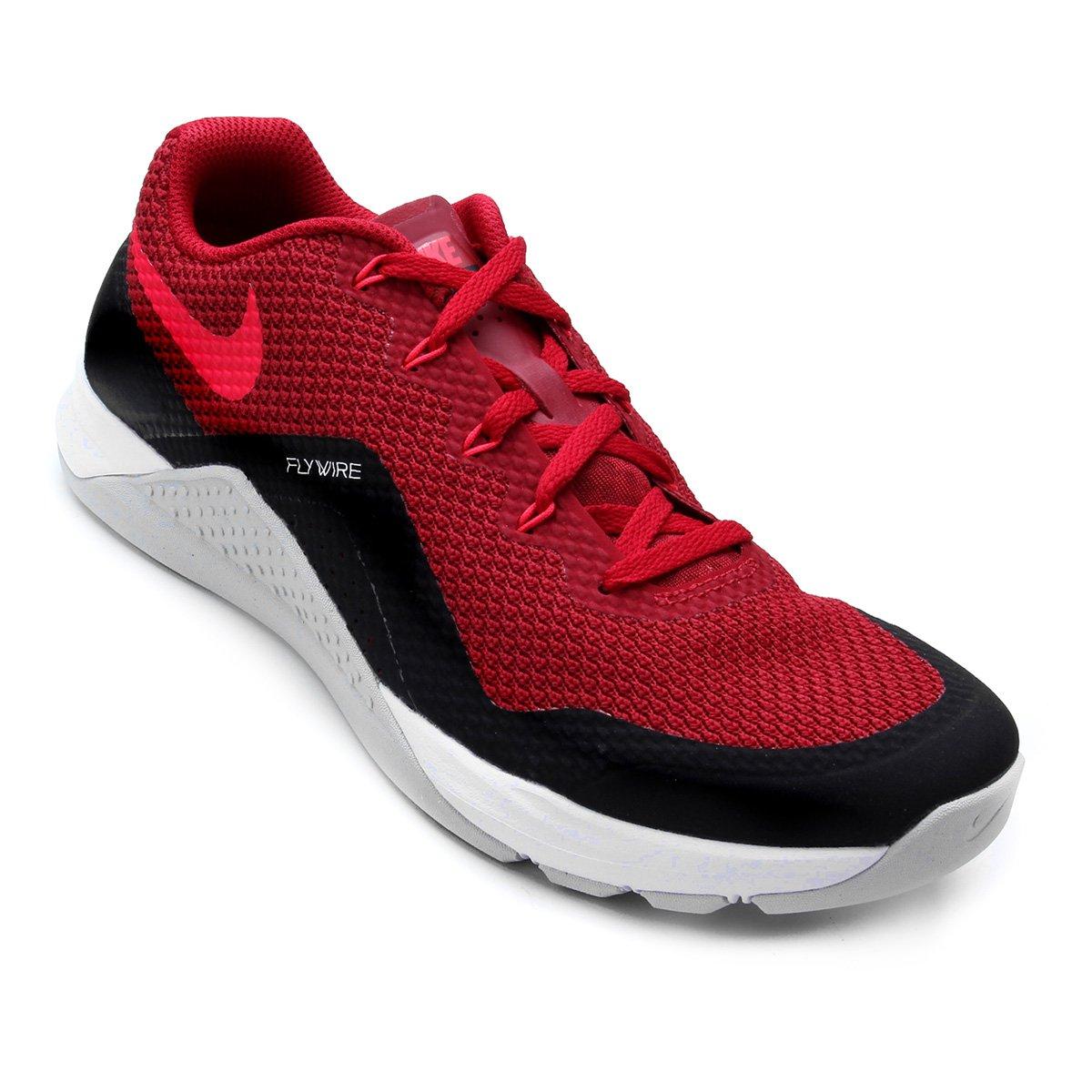 ef8b9852485 Tênis Nike Metcon Repper Dsx Masculino - Vermelho e Branco - Compre Agora