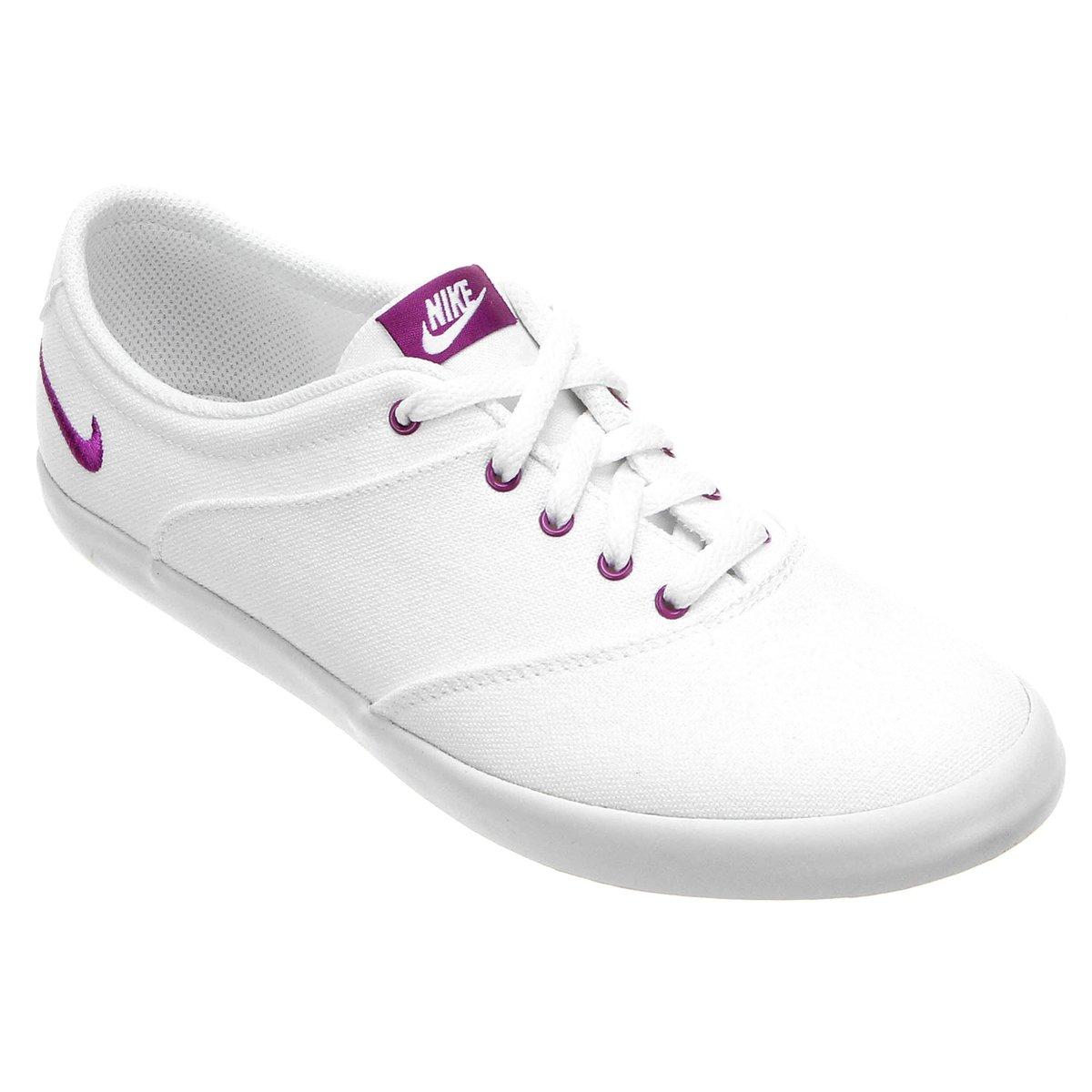 e4f2dda3e37 Tênis Nike Mini Sneaker Lace Canvas Feminino - Compre Agora