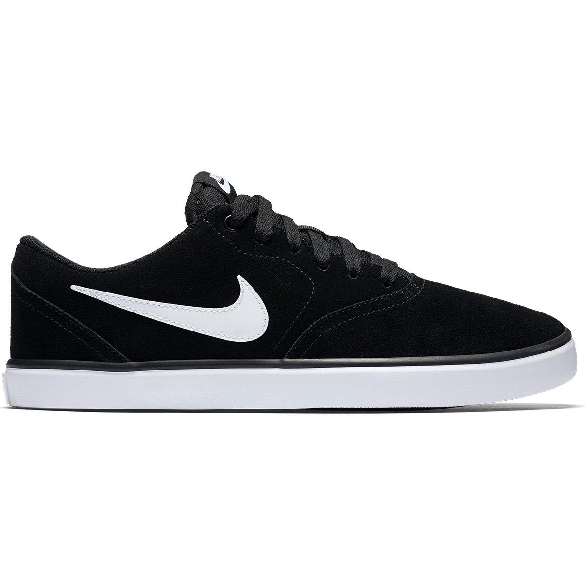Tênis Nike Sb Check Solar Masculino - Preto e Branco - Compre Agora . 76191603c4f15