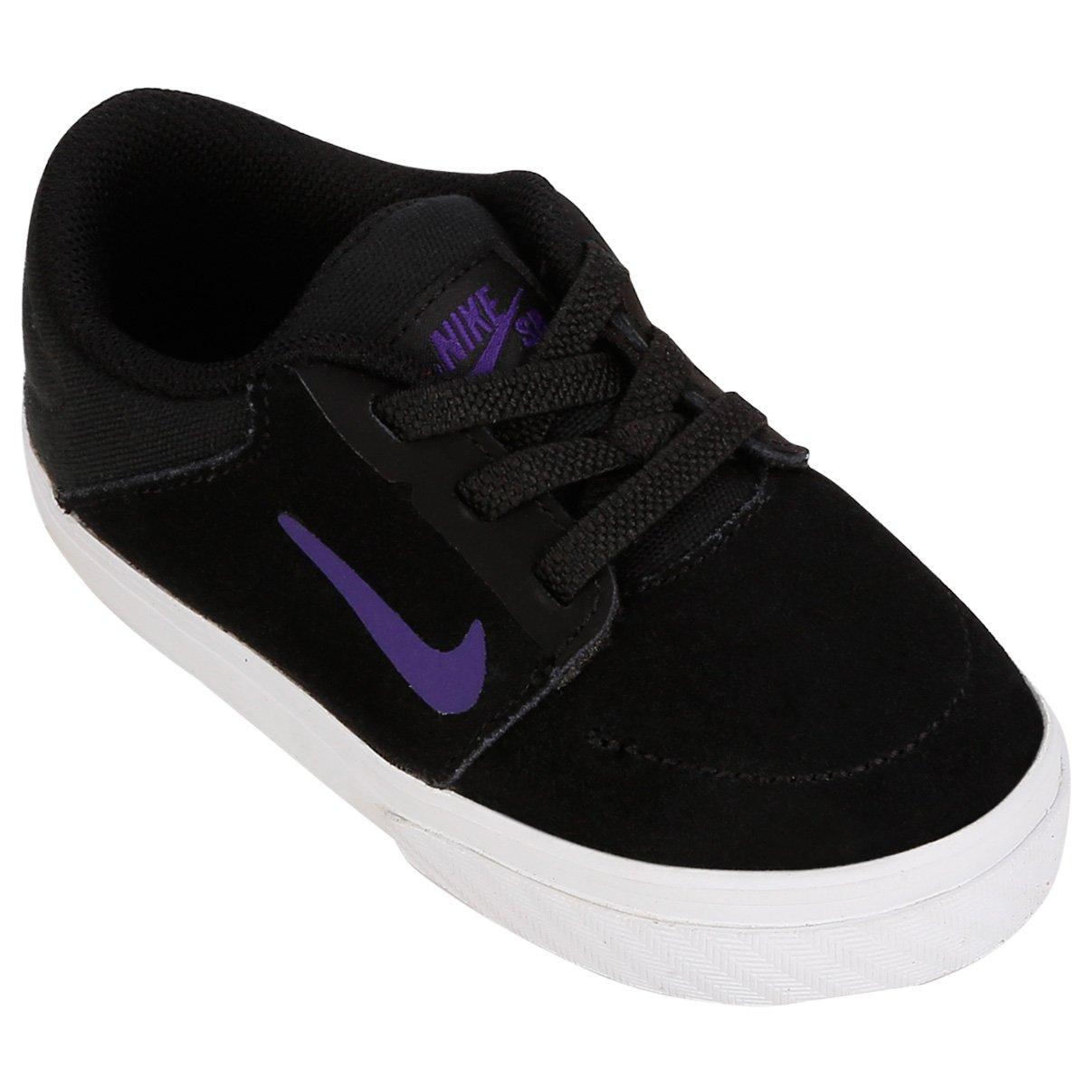 Tênis Nike SB Portmore Infantil - Compre Agora  dcfcc81abdf4f