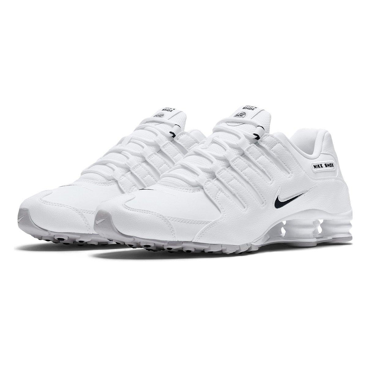 432c99d29fa Tênis Nike Shox Nz Eu Masculino - Branco - Compre Agora