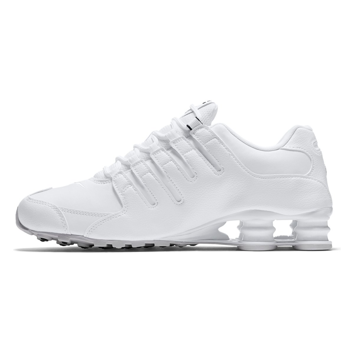 c9fb1f2afd Tênis Nike Shox Nz Eu Masculino - Branco - Compre Agora