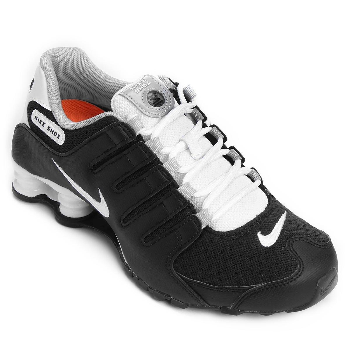 6db03d8abb Tênis Nike Shox Nz Se - Preto e Branco | Loja do Inter