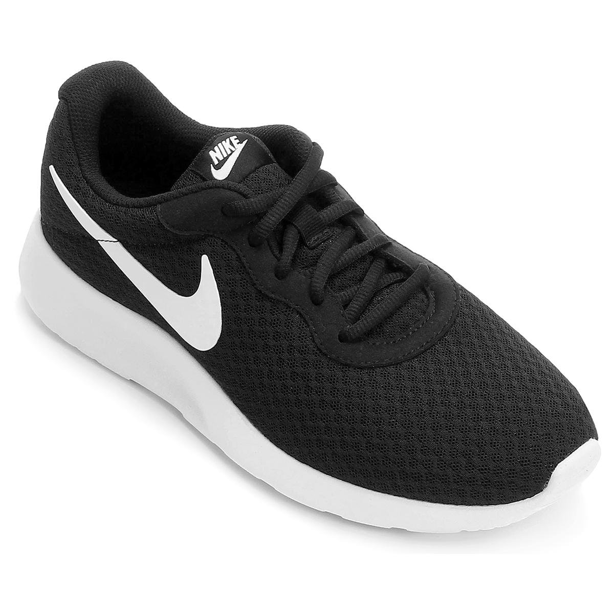 54cd3ac5787 Tênis Nike Tanjun Masculino - Preto e Branco - Compre Agora