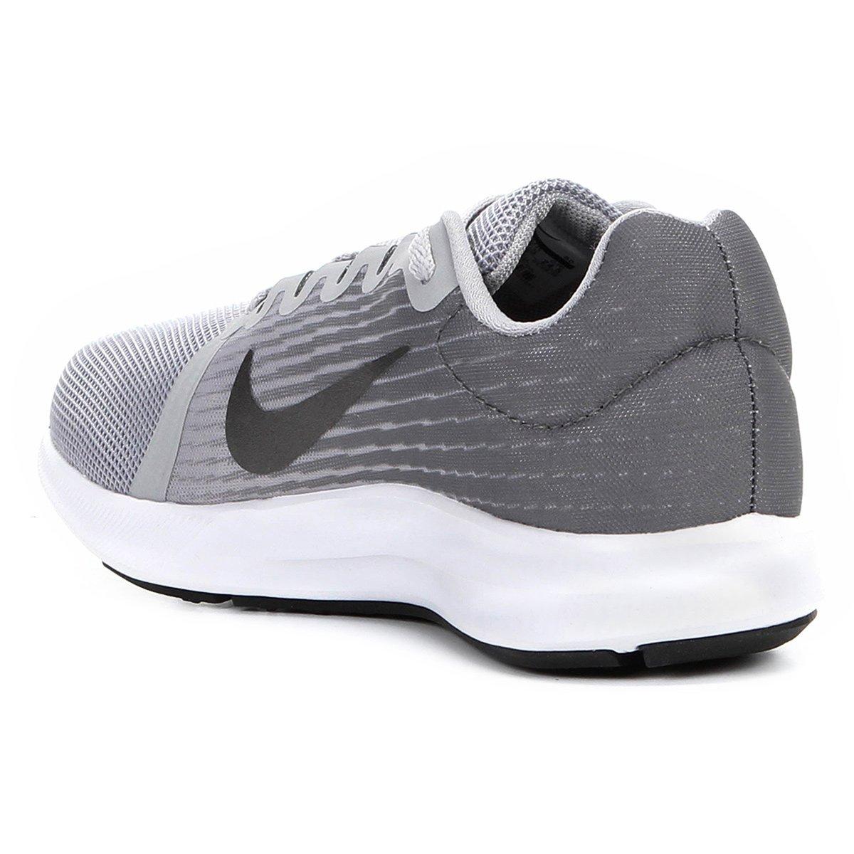 Tênis Nike Wmns Downshifter 8 Feminino Cinza E Preto