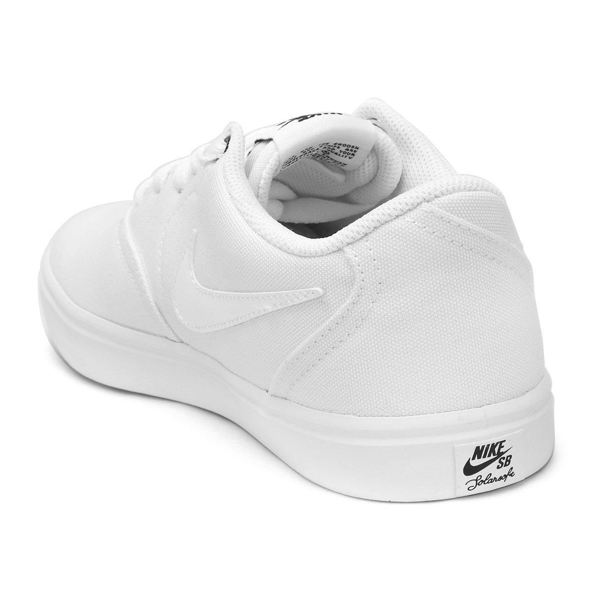 Tênis Nike Wmns Sb Check Solar Cnvs Feminino - Compre Agora  4c6d5bf685226