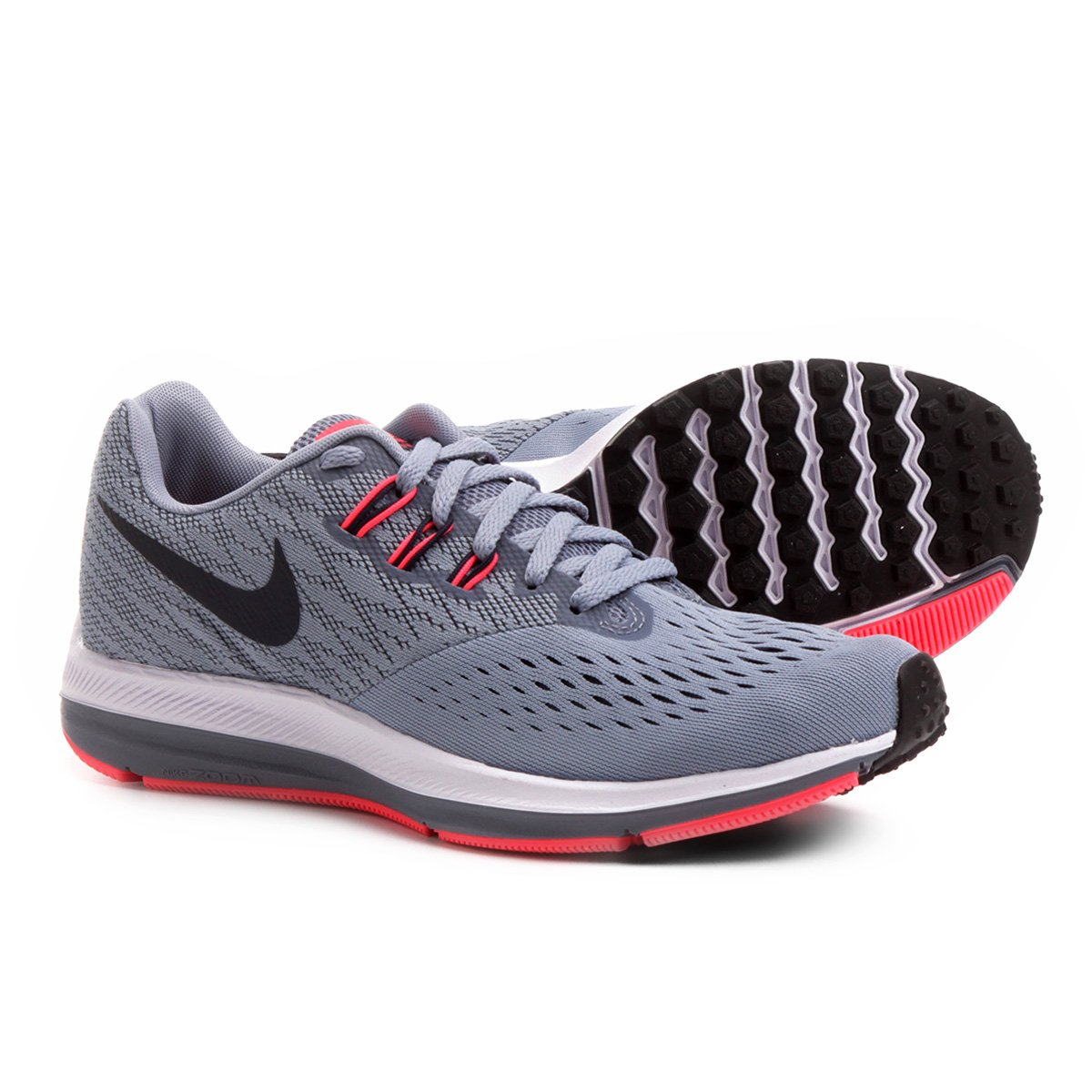 big sale 8cf7c b6e78 Tênis Nike Zoom Winflo 4 Feminino | Loja do Inter