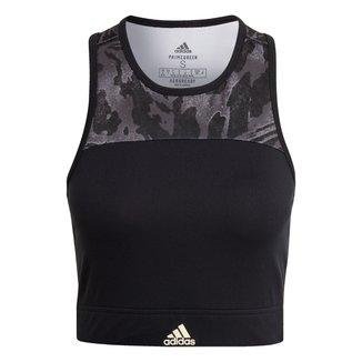 Top Adidas Zoe Saldana U4U Aeroready
